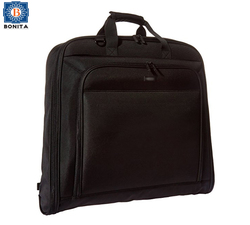 Waterproof High grade foldable suit cover travel garment bags for suits and dresses travel weekend bag