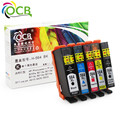 Ocbestjet 5 Pieces For HP 564XL Compatible Ink Cartridge For HP Photosmart D5460 D5463 D5468 C5324 C5370 C5373 C5380 C5383