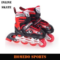 Sports shose for boy toy with 70 mm wheel inline skate