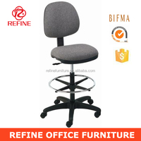 hot sales heavy duty lift fabric computer lab chair stools RF-Z037