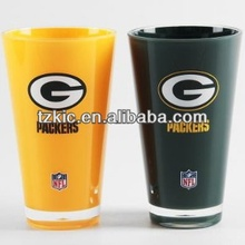 NFL Officially Licensed 20oz Insulated Plastic Pint Cup