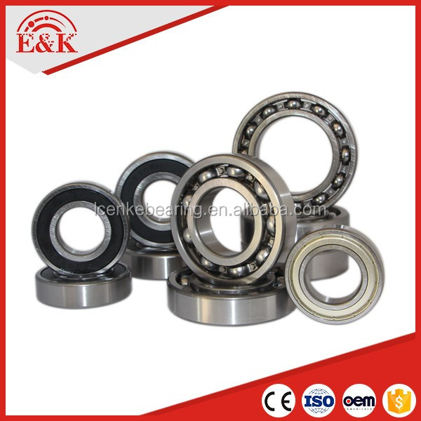 High quality low price skateboard deep groove ball bearings 608 2z