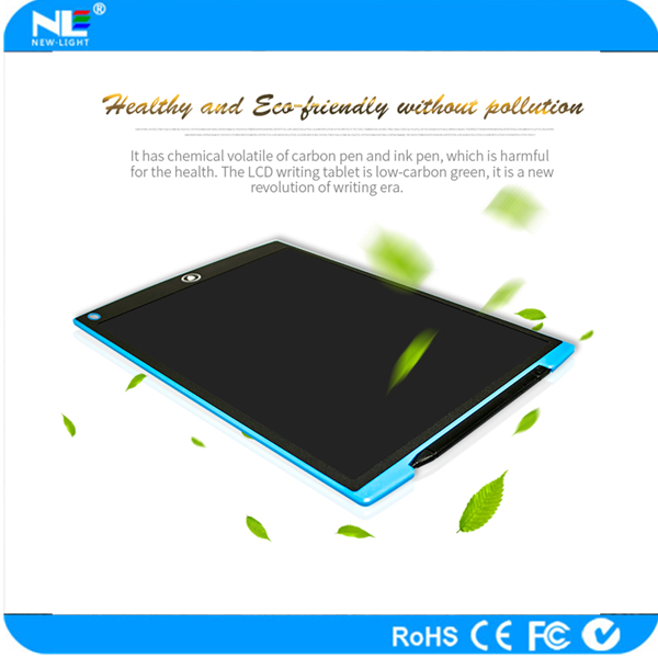 Ultra Slim Boogie Board wireless LCD Writing Tablet 8.5 inch easy write tablets