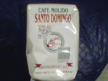 Cafe Santo Domingo