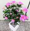 Yiwu Wedding artificial azalea rhododendron plants
