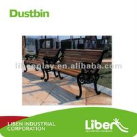 Residential Community Park / Amusement Park Benches for Sales