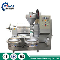 Industrial Oil Cooking Making Machine/Cold Press Oil Extractor/Sesame Oil Squeezing