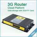 F3436H Industrial 3G router bus wifi modem for advertisement 12V 24V