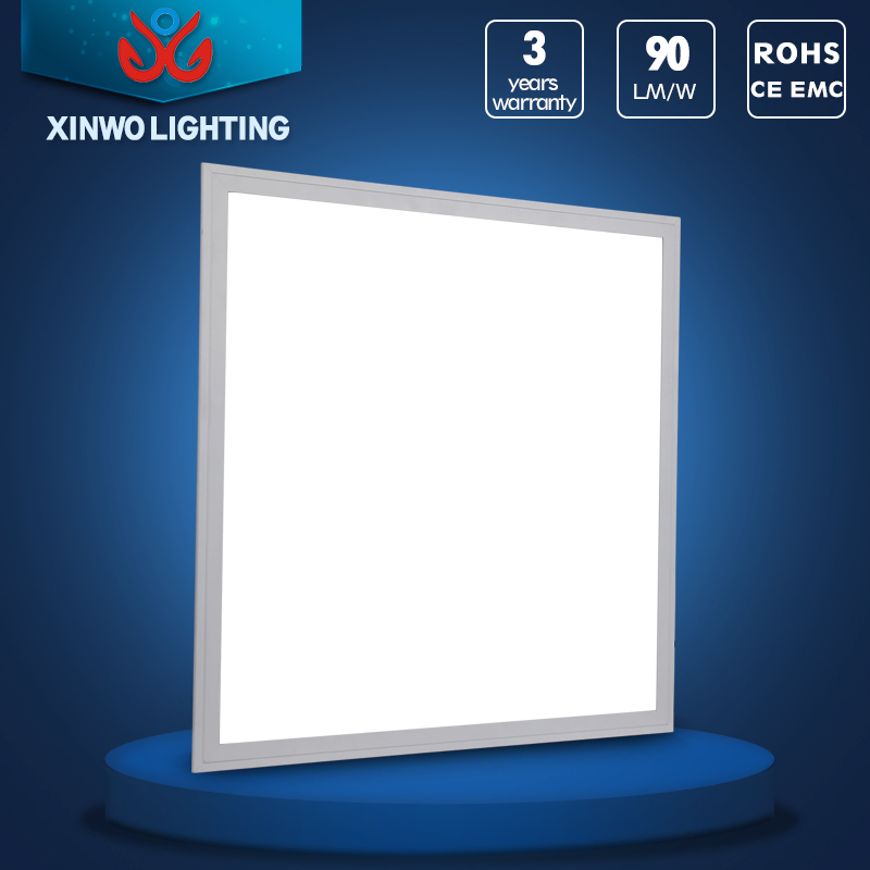 China Supplier Wholesale 600x600 2x2 pure white dimmable led panel light