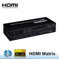 Alibaba gold supplier 4K 4x2 hdmi switch matrix for multi display