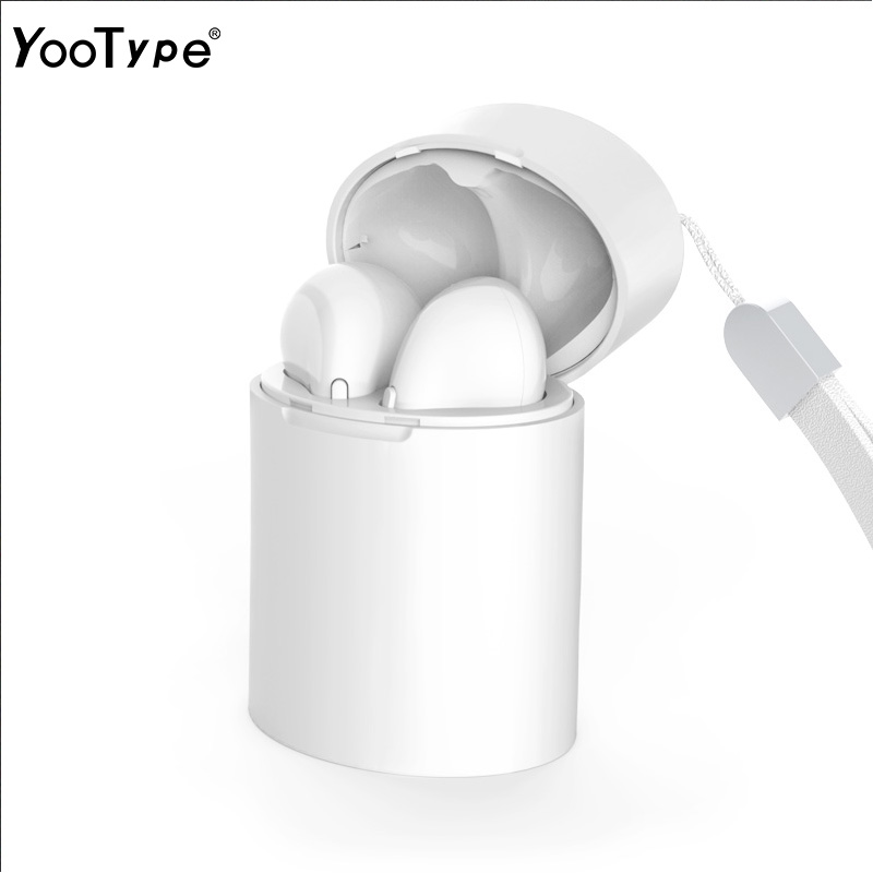 YooType <strong>Touch</strong> Control TWS V5.0 Earphone Stereo Music In-ear Type <strong>X10</strong> Waterproof True Wireless Earbuds