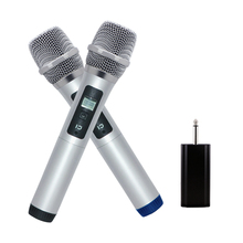 Factory Wholesale Cheap Microphone Wireless Professional UHF