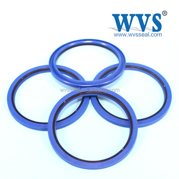 Hydraulic Buffer Ring Rod Buffer Seal HBY Oil Seal