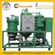 Competitive price of used motor oil recycling machines