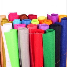 customized color thickness 100% polyester felt for crafts