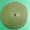 gold supplier diamond concrete polishing pad