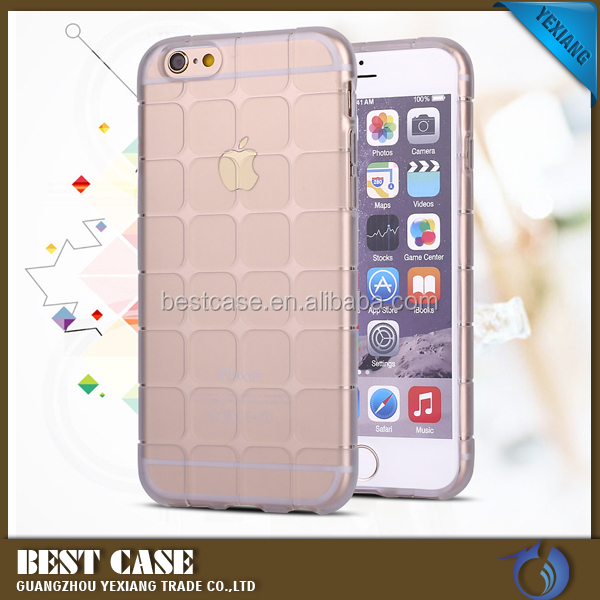 Hot Selling Magic Cube Soft TPU Back Cover Case For Samsung Galaxy Note 3