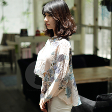 Elegant Shape Factory Directly Provide Only Ladies Blouse Design