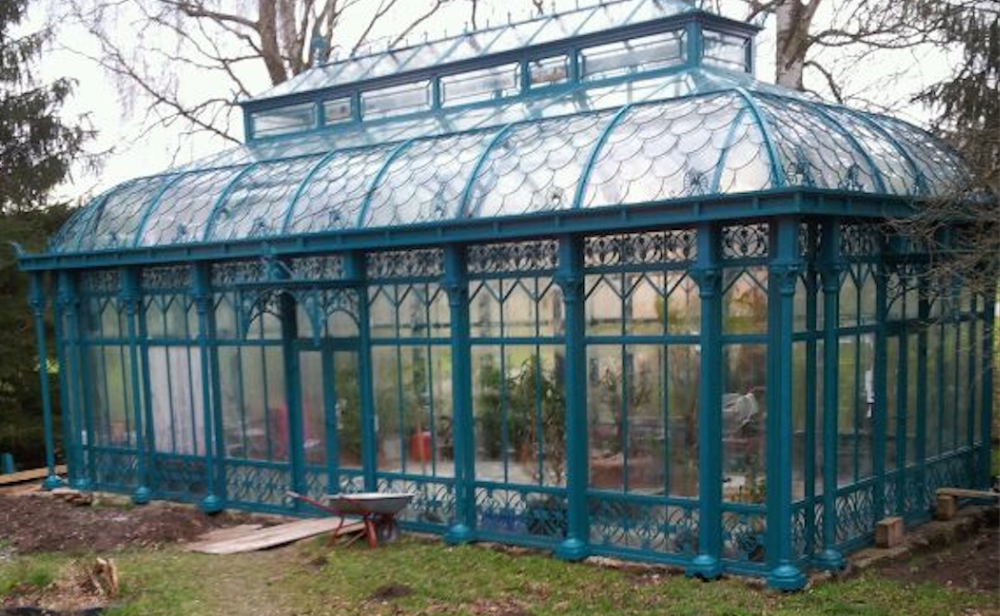 Victorian Glass House /Sun Room /Winter Garden Price HS-GREENHOUSE-15