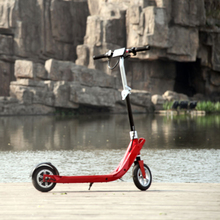 top performance 2 airwheel electric scooter popular among adults with 24V6.6ah battery folding electric scooter body parts