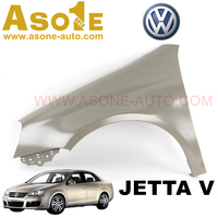 Volkswagen Jetta V Replacement fender for left front