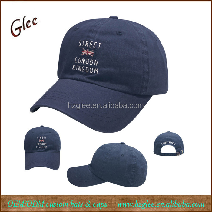 Eisure Fashion Letters Embroidery Sport Cap