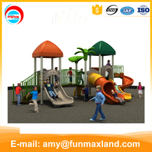 Public place children park play and fitness plastic jungle gym for kids