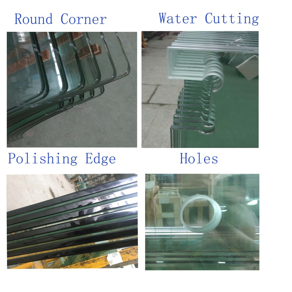 6mm / 8mm / 10mm / 12mm tempered glass sheet price