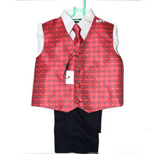 wholesale new arrival handsome kids boy pant and vest