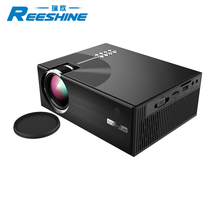 2019 Mobile Phone <strong>Projector</strong> C7 Mini Portable <strong>Projector</strong> LCD Home <strong>Projector</strong> 1500 lumens Full HD