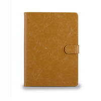 SAFFIANO leather flip case for ipad air 2,for ipad 6 stand case cover