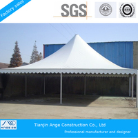 2015 New products high peak tent, pagoda tent, canopy tent