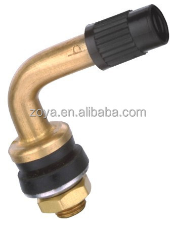 Best Selling Tubeless Motorcycle valves and high-pressure valves