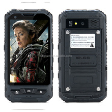 2017 Hot sale IP68 waterproof rugged phone shockproof cell phone android 4.2 MTK6582