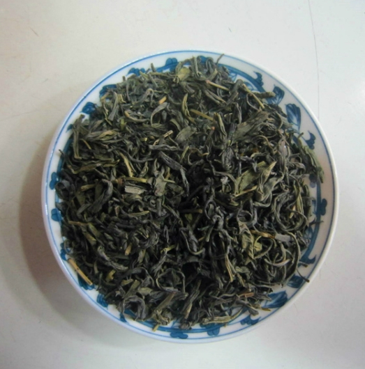 China Green Tea Chunmee 4011
