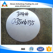 High quality machining stainless steel cutting disk for construct field
