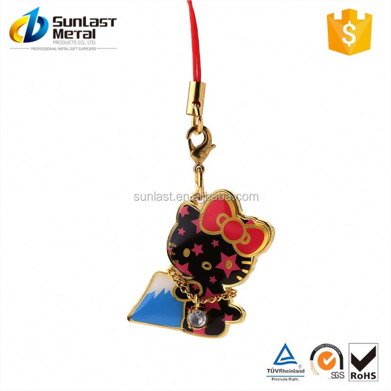 FACTORY DIRECTLY unique design oem metal pendants charms for wholesale