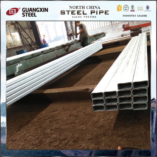 grade of mild steel of China supplier square steel tube