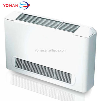 DC Inverter Ceiling Floor Standing Fan Coil Unit Console Air Conditioner