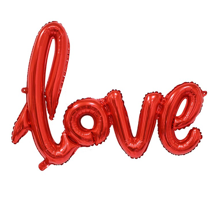 party decoration balloon for valentine's day