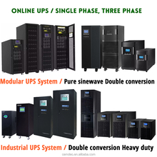 Online UPS single phase three phase industrial ups for machine