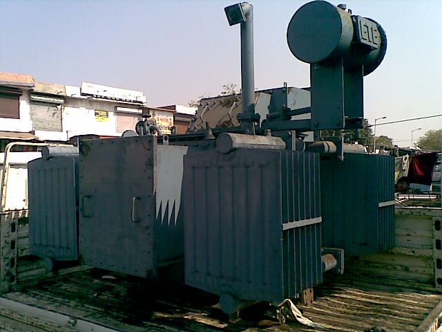Used Old 500 Kva Distribution Transformer