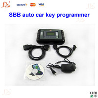 New product V33.02 SBB New Immobilizer Transponder Auto Car Silca Sbb Key Programmer Multi-languages Useful Key Pro Tool