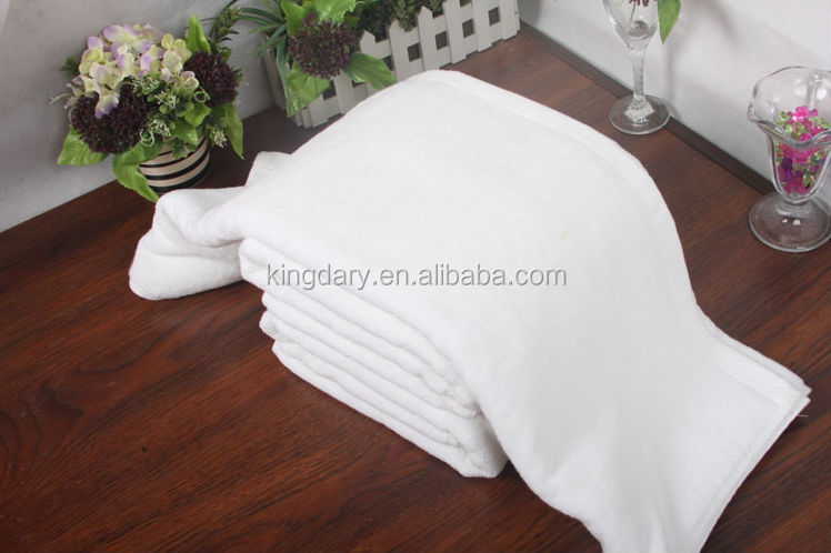 Egyptian Cotton Towels And Dressing Gowns In Cream