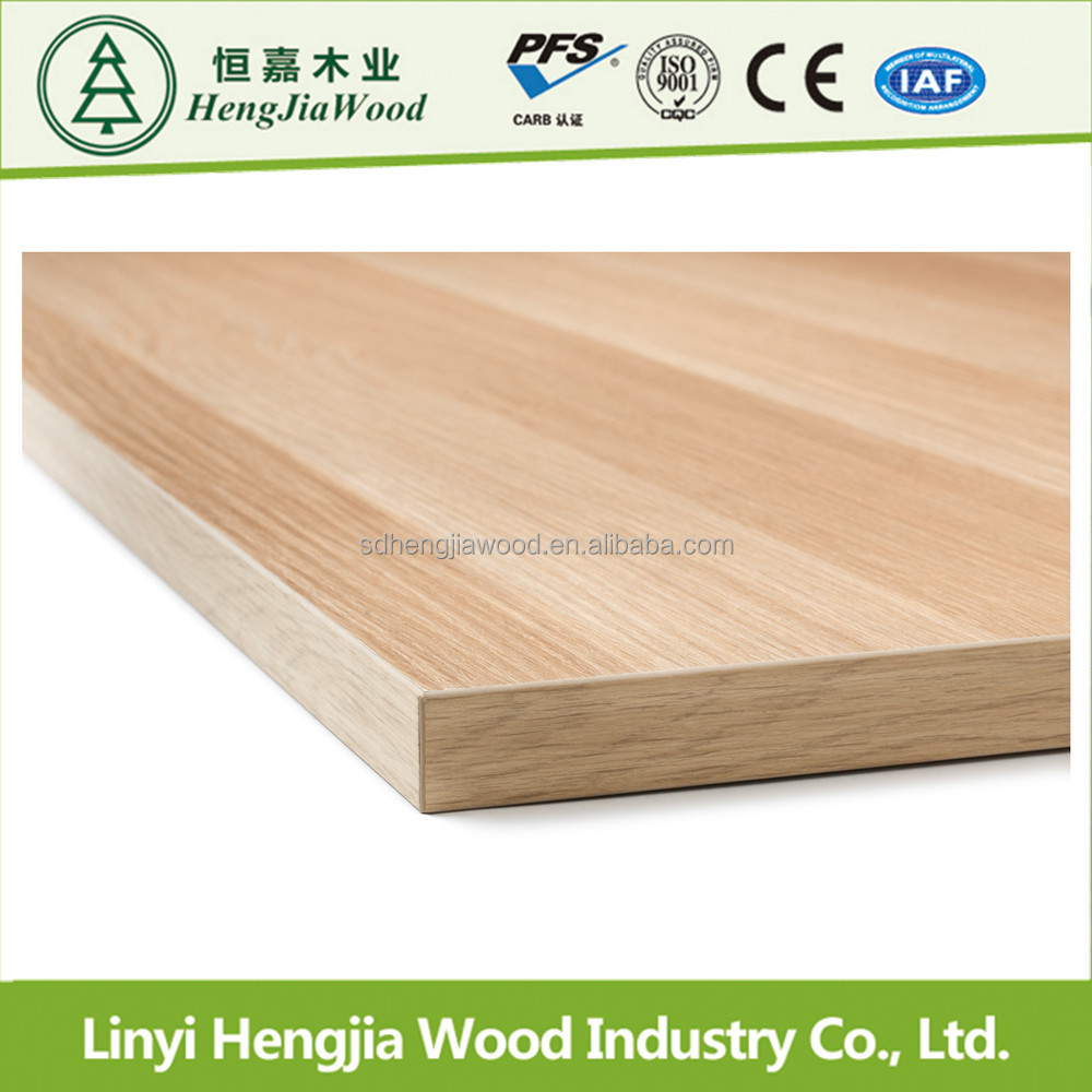 finger joint laminated board/wooden panel /lumber from China manufacture HengjiaGRUOP