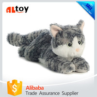 Soft Cat Plush Stuffed Animal Toy