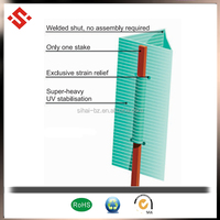2015 PP Coroplast Recycled Corrugated Plastic Corflute Tree Guards