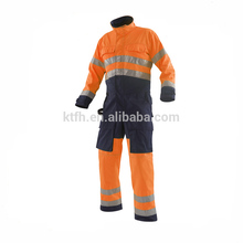 100%cotton fireproof uniform for offshore workers