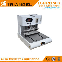 New design no-welding automatic loca oca glue lcd remove machine