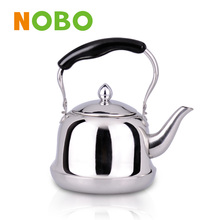 Antique Stainless Steel Tea Kettle